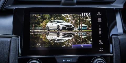 2017 Honda Civic RS hatch long-term review, report three: infotainment