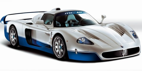 New Maserati MC12 under consideration, GranTurismo and GranCabrio in the mix - UPDATE