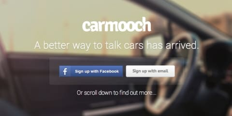 CarMooch: automotive social network launches in Australia
