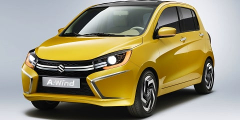 Suzuki: New Cars 2014
