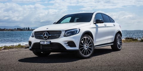 Mercedes-Benz GLC350d pricing and specs