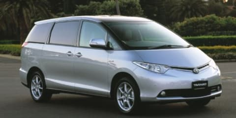 Toyota Tarago Review