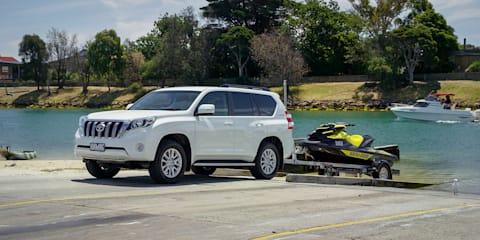 2016 Toyota LandCruiser Prado VX Review: Long-term report two