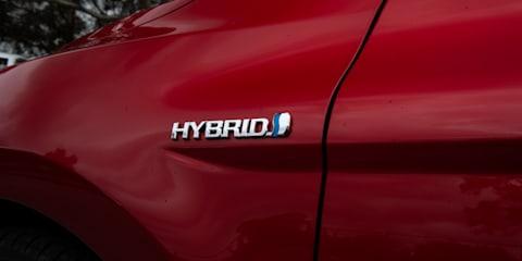 Toyota: Hybrids finally thriving in Australia