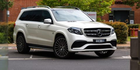 2017 Mercedes-AMG GLS63 review