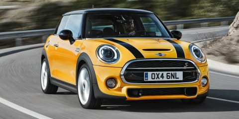 Mini: New Cars 2014