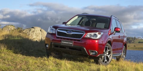 2015 Subaru Forester pricing and specifications