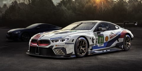 2019 BMW 8 Series to debut at Le Mans