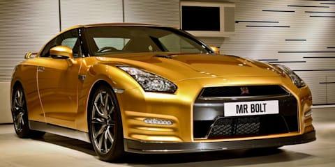 Nissan GT-R Bolt Gold headed down under after Australian wins auction