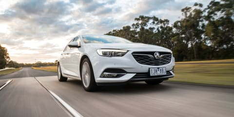 "Holden Commodore: ""Drive the car and then have an opinion"""