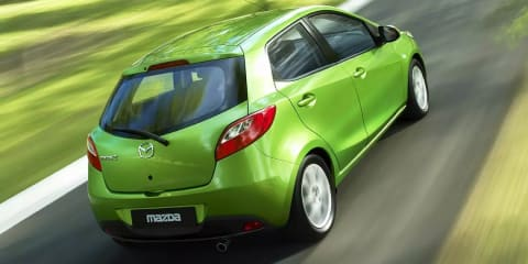 2008 Mazda 2 Maxx review