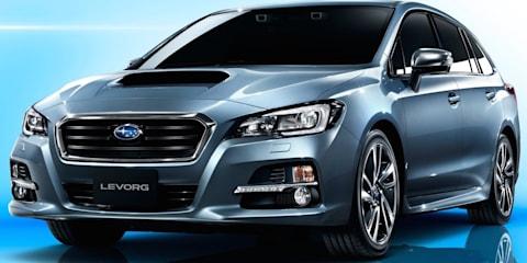 2015 Subaru New Cars