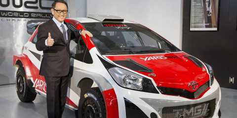 Toyota boss Akio Toyoda to lead the charge on EV development
