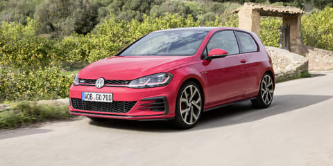 Volkswagen Golf GTI three-door may return