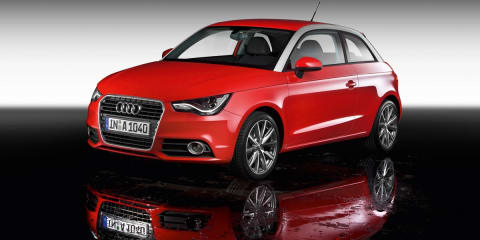 Audi A1 goes into production