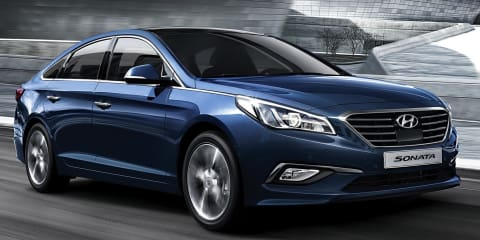 2016 Hyundai Sonata update debuts, Australian launch timing unclear