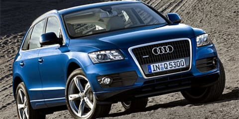Audi finishes 2009 with fifth consecutive sales record