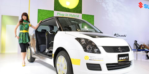 Suzuki Swift plug-in hybrid on its way