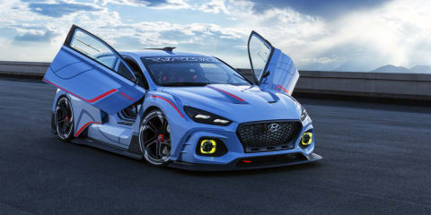 Hyundai RN30 high-performance concept revealed: i30 N preview debuts in Paris