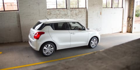 2017 Suzuki Swift GL Navigator with Safety Pack review