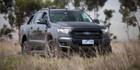 Ford Ranger Australia's number one vehicle in September