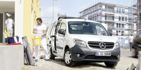 Mercedes-Benz Citan: full specifications of compact work van