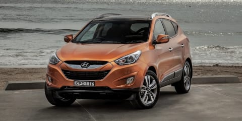 Hyundai ix35 Series II brings engineering and pricing revisions