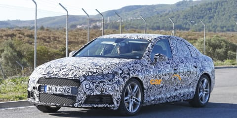2016 Audi A4 to debut new 2.0-litre turbo engine