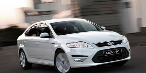 2011 Ford Mondeo EcoBoost prices revealed