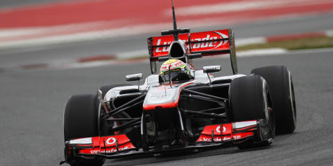 Honda engines rumoured for McLaren F1 team