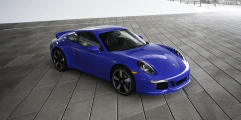 Porsche 911 GTS Club Coupe: limited edition model marks 60 years of US Porsche club