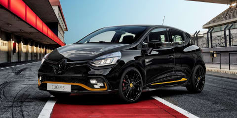 2018 Renault Clio RS 18 unveiled - UPDATE