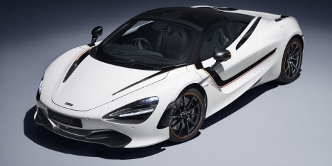 McLaren 720S Pacific Theme, Track Theme by MSO revealed