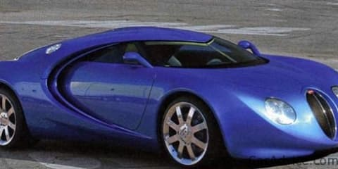 2014 Bugatti Veyron successor on the way