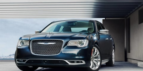 2016 Chrysler New Cars
