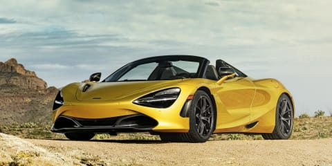 McLaren sales up 44 per cent in four years