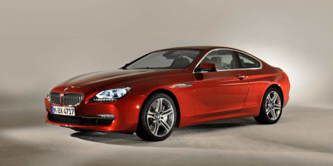 2012 BMW 6 Series Coupe coming to Australia Q1 2012