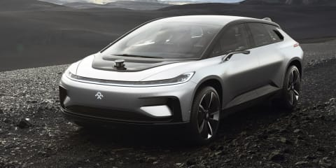 Faraday Future attempts to line up $1 billion as LeEco parent founders
