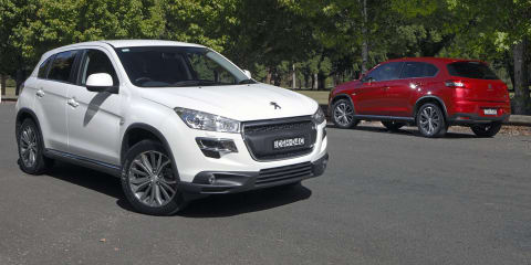 2014-15 Peugeot 4008 recalled for transmission fix