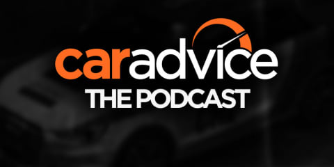 CarAdvice podcast 124: LIVE from our editorial event where we drove our S1 blindfolded!