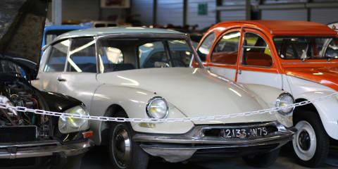 Citroen Conservatoire :: A look through 96 years of heritage