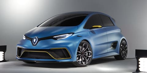 Renault considering high-performance Zoe