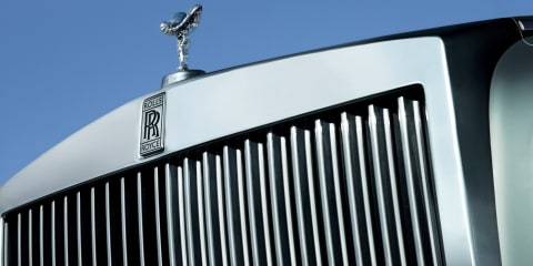 """Rolls-Royce SUV: no current plans, but """"never say never"""""""