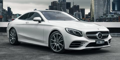 2019 Mercedes-Benz S-Class Coupe, Convertible pricing and specs