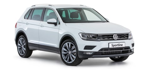 2018 Volkswagen Tiguan 162TSI Sportline arrives from $45,990