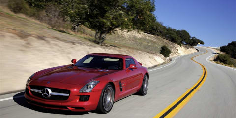 Mercedes-Benz SLS AMG - Germany's Most Attractive Car?