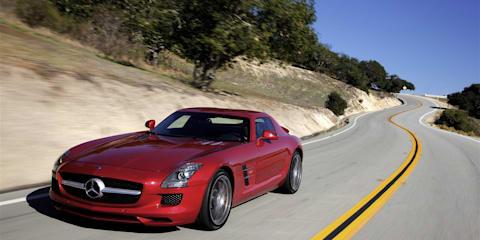 Mercedes-Benz SLS AMG - Germany's Most Attractive Car?