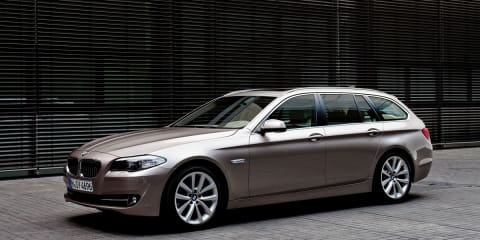 BMW 5 Series Touring coming to Australia in Q4