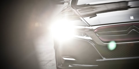 Citroen DS9: French S-Class rival teased