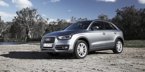 Audi Q3 gets new base model, quattro-only range